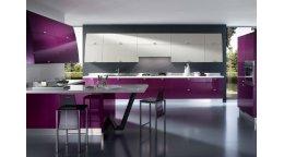 Основные плюсы кухни в современном стиле