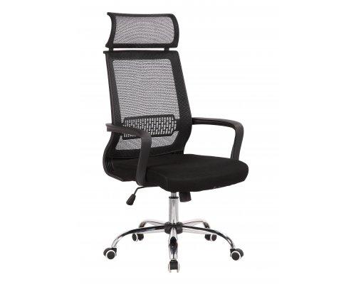 Компьютерное кресло TopChairs Style черное