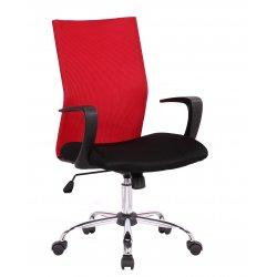 Компьютерное кресло TopChairs Balance красное