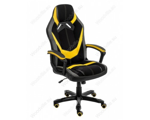 Компьютерное кресло Bens (желтое)