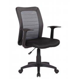 Компьютерное кресло TopChairs Blocks серое