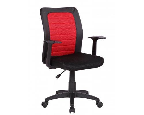 Компьютерное кресло TopChairs Blocks красное