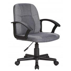Компьютерное кресло TopChairs Comfort серое