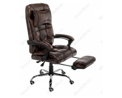 Компьютерное кресло Expert коричневое