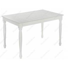 Обеденный стол-трансформер Manchester белый