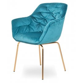 Кресло D11 VIC (63)/GOLDEN