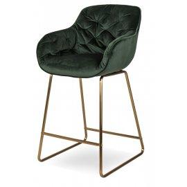 Барный стул D12 VIC (68AC)/GOLDEN