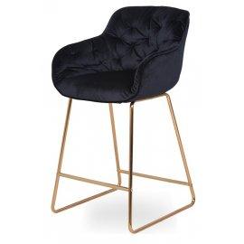 Барный стул D12 VIC (69AC)/GOLDEN