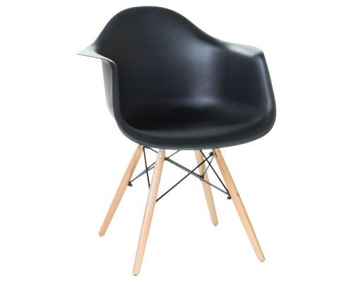 Кресло LMZL-PP620 (Eames) черное
