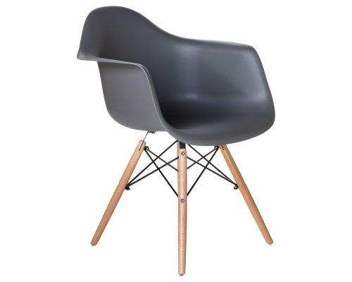 Кресло LMZL-PP620 (Eames) серое