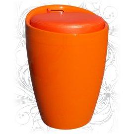 Пуф LM-1100 оранжевый