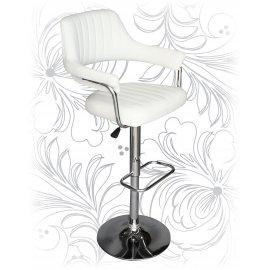 Барный стул LM-5019 белый