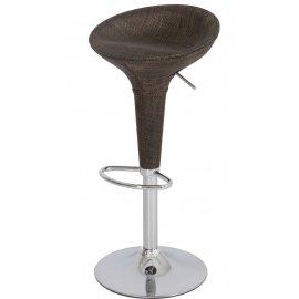 Барный стул ABS105 Brown (ротанг)