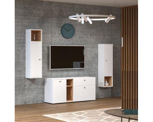 Модульная гостиная Бэль (комплектация 2)