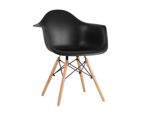 Кресло Eames W черное