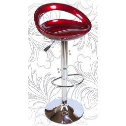 Барный стул LM-1010 бордо