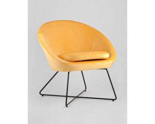 Кресло Колумбия (оранжевое)