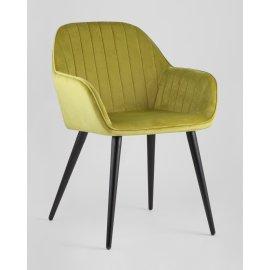 Кресло Кристи (оливковое)