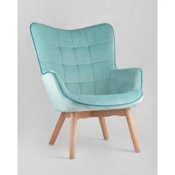 Кресло Манго мятный
