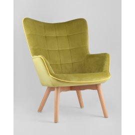 Кресло Манго оливковый
