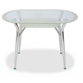 Обеденный стол S-604 (beige line) 900