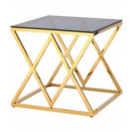 Журнальный стол Инсигния (золото)