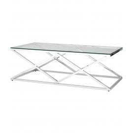 Журнальный стол Инсигния 120 (серебро)