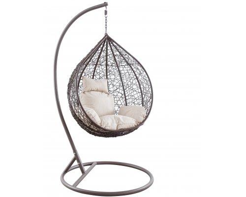 Подвесное кресло Leset Kokos Small (brown)