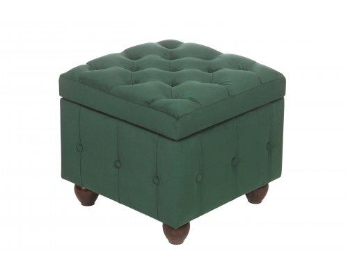 Пуф Брага-1Т зеленый