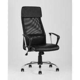Компьютерное кресло TopChairs Bonus черное