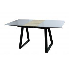 Обеденный стол Детройт раскладной (серый)