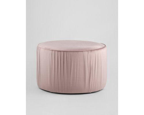 Пуф Мира большой (пыльно-розовый)