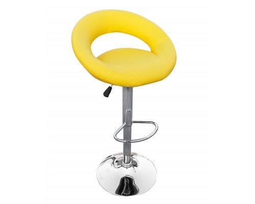 Барный стул LM-5001 yellow