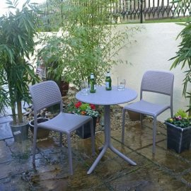 Комплект мебели Bora Bistro/Step