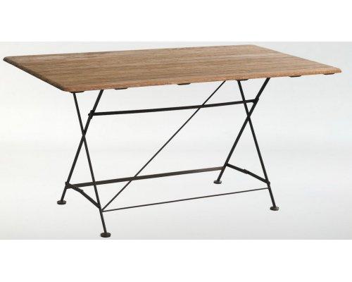 Стол складной прямоугольный 150