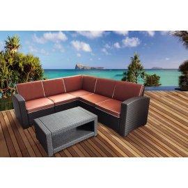Комплект для отдыха Rattan Premium Corner