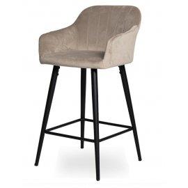 Барный стул WY-22 Khaki (W11-8)/Black