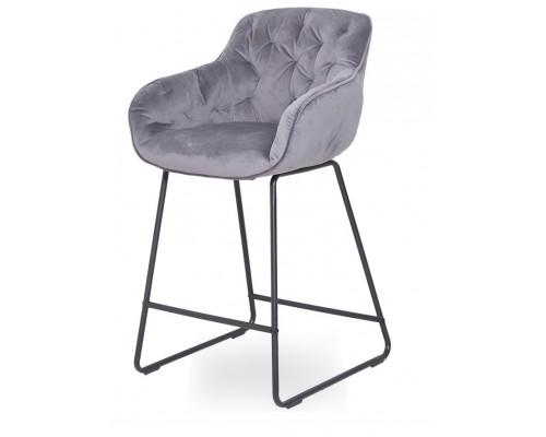 Барный стул D12 VIC (28)/BLACK