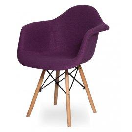 Кресло DC-827 purple (KR860-28)