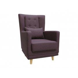 Кресло Клементина Темпо-6 (фиолетовый)
