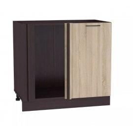 Брауни шкаф нижний угловой ШНУ-990М