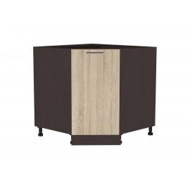 Брауни шкаф нижний угловой ШНУ-890