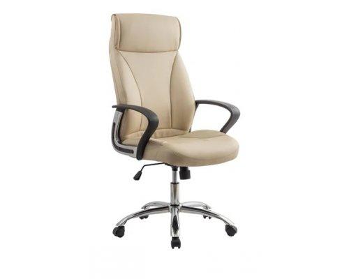 Кресло руководителя RT-080 (бежевое)