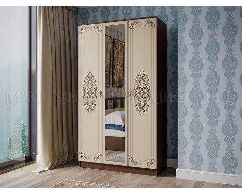 Шкаф Жасмин 3-х дверный