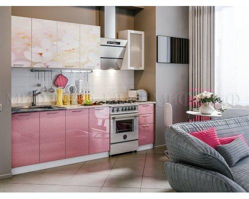 Кухня Вишневый цвет 2000