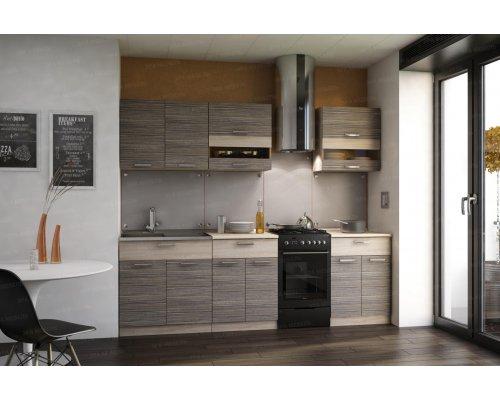 Кухня Эра 2.0 (зебрано)
