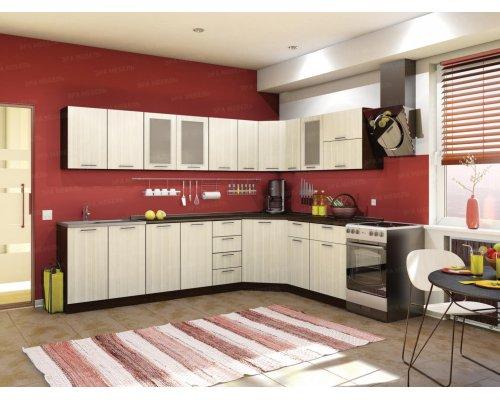 Угловая кухня Лора 2850х1750