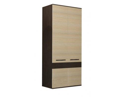 Шкаф 2-х дверный Сапфир