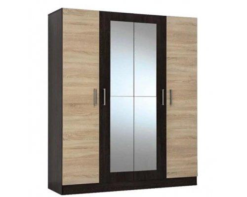 Шкаф Уют-1 4-х створчатый