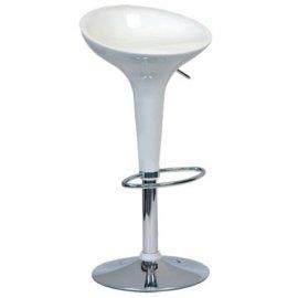 Барный стул Bomba белый